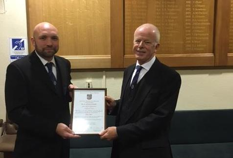 St Aidan Lodge Stays the Course!