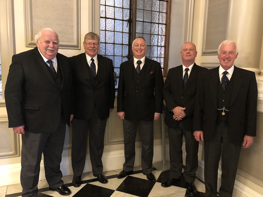 Supreme Grand Chapter Investitures 2018