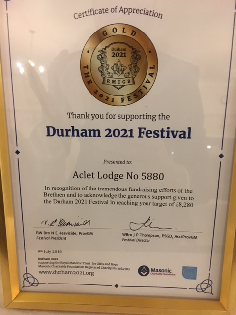 It's 75 Golden Years at Aclet Lodge